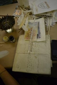 5-ms-wkshp-calligraphy-parchment-writing-quills
